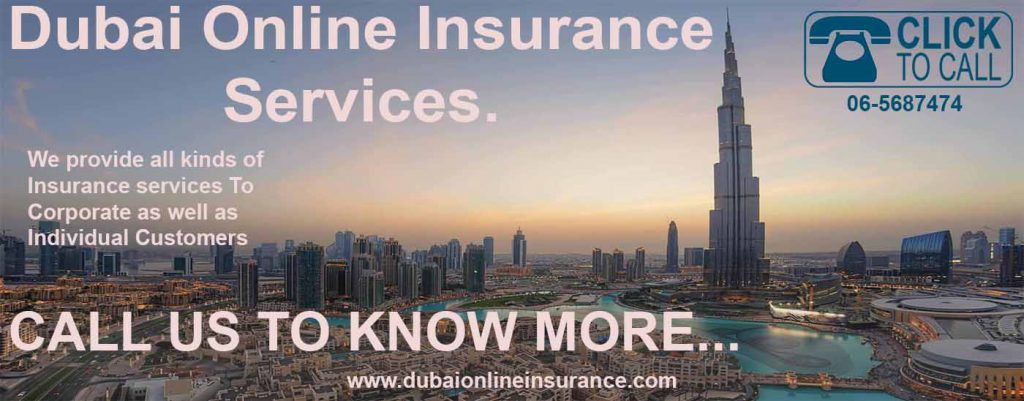Dubai Online Insurance In Dubai