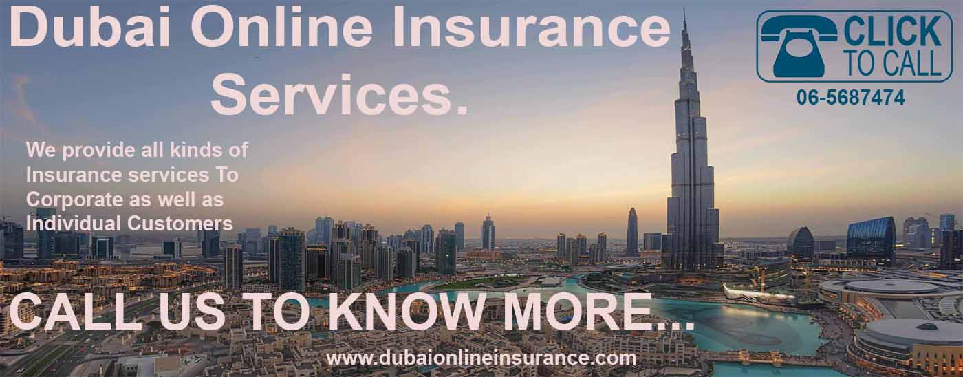Dubai Online Insurance In UAE